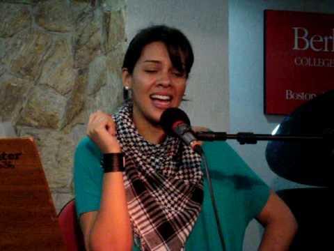 SAPO - Camila Rondon - Papo de Músico - 14/4/2009