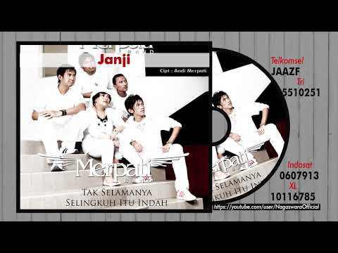 Merpati - Janji (Official Audio Video)