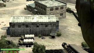 ARMA 2: Operation Arrowhead - Campaign Gameplay (1080p)