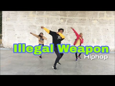 Illegal Weapon - Hiphop Dance Choreography | Jasmine Sandlas feat Garry Sandhu | ADS