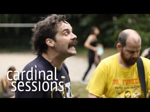 Listener - I Don't Want To Live Forever - CARDINAL SESSIONS: Subscribe // http://bit.ly/19h4eLc  Facebook // http://on.fb.me/14Cyiix Website // http://bit.ly/13p8joC    We met Dan, Chris and Kris before their concert at Lorenz Süd in Münster in front of the venue for a nice session with all the other listeners.  More from Listener here: http://iamlistener.com/