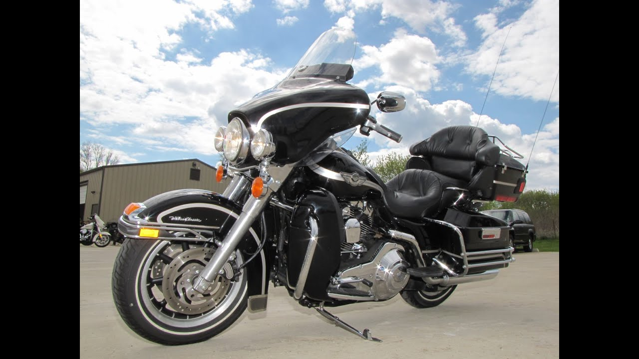 Harley Davidson Electra Glide Classic Anniversary Edition