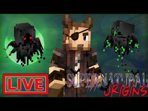 Minecraft Supernatural Origins #35  Modded Survival