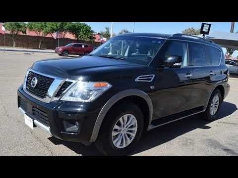 2017 Nissan Armada SV in Lubbock, TX 79413