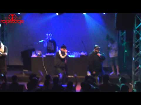 La Coka Nostra - It's A Beautiful Thing live @ Κύτταρο 19/5/2012
