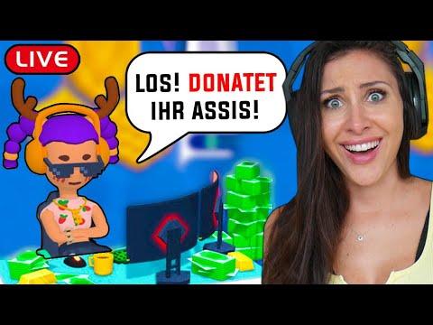 Ich kreiere die meistgehasste Streamerin Deutschlands! Idle Streamer