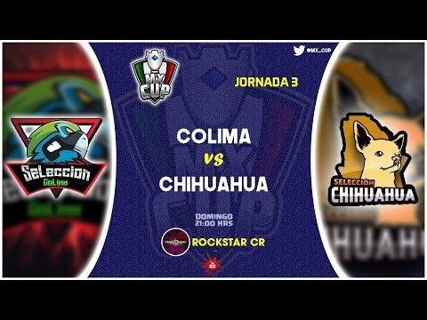 MX CUP - COLIMA VS CHIHUAHUA! SERGIO RAMOS Y MIGUEL R.