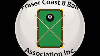 2016 Qld Cup - Country 8 Ball Teams -  Gladstone v Fraser Coast