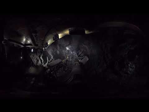 Iron Ore Mining (EVRAZ Mine VR English)