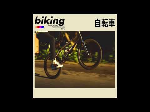Frank Ocean - Biking V3 (Jay-Z, Frank's solo verse, Tyler's verse w/ live alternative ending)