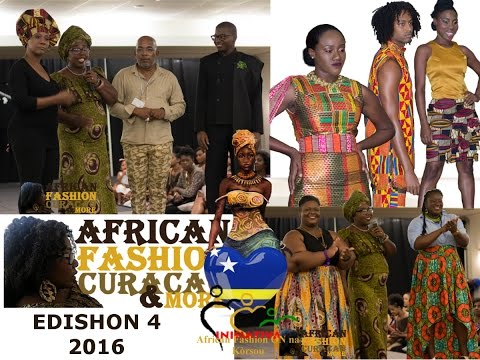 FOURTH EDITION African Fashion Curacao & More Cooperative Initiatives