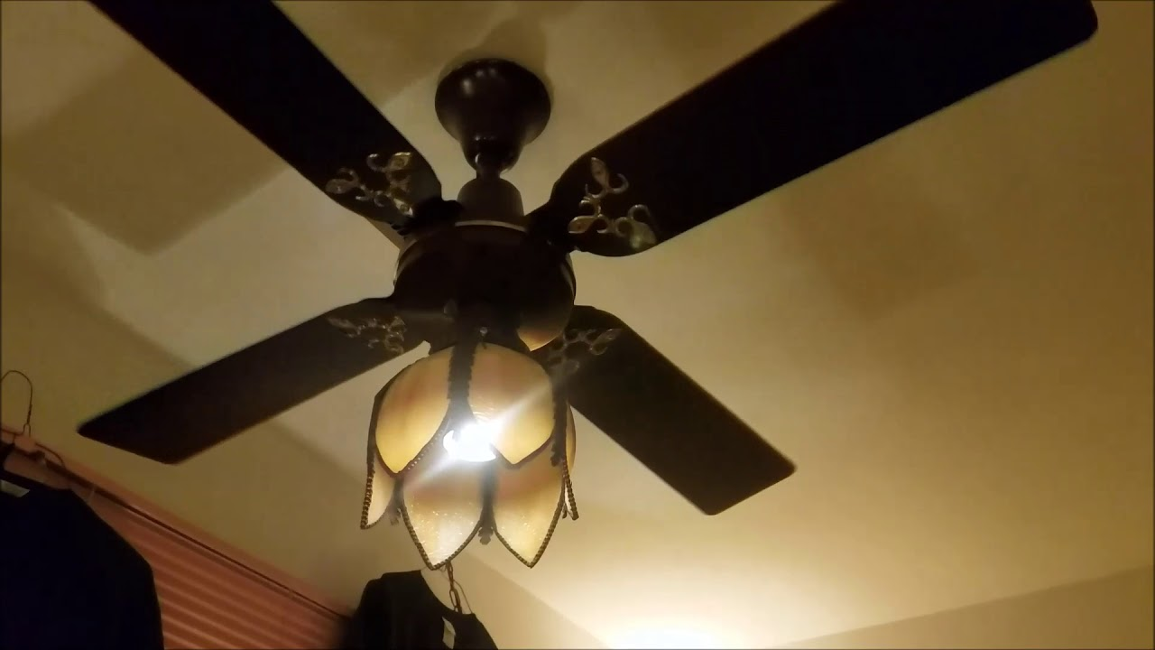 Video Tour Of The Ceiling Fans And Lighting Installed In Our House Temporary Updates 2