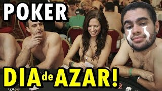 Ás e Rei (AK) é a Mão do Azar! - POKER