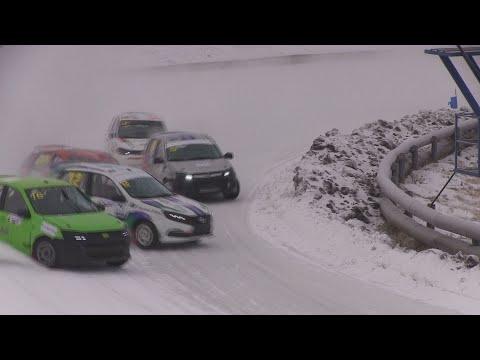 Ледовые гонки 1-й