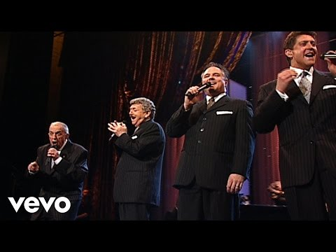 Old Friends Quartet - Up Above My Head [Live]