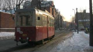 Bytom - Tramwaje Śląskie Tram 38 (2009, HD)