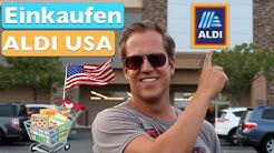 Einkaufen in Amerika   ALDI USA 🛒