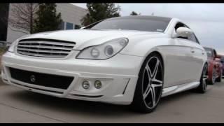 видео Mercedes CLS 500 от MEC Design – тюнинг роскошного Седана CLS 500