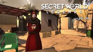 Secret World Legends with MJ: Desert mysteries