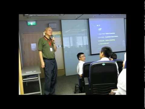 IBM 2010 Blue Gene summer intern @ Taiwan