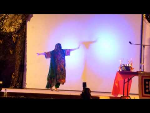 Afghan Dance permance By Orianna Vella