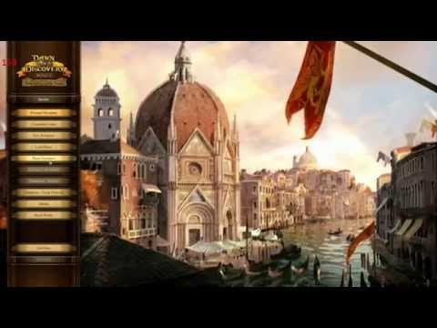 First Look at Dawn of Discovery   (Anno 1404) Venice Expansion
