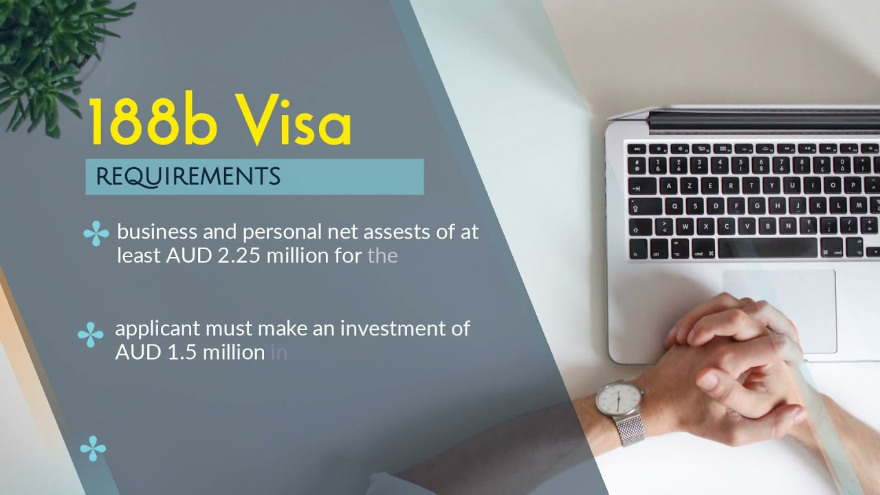 132 Business Talent (Permanent) Visa A | B - Australian