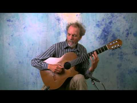 """""""Here, There, and Everywhere"""" Peter Sprague Solo Guitar"""