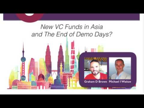 ATP9 – New VC Funds in Asia and The End of Demo Days?