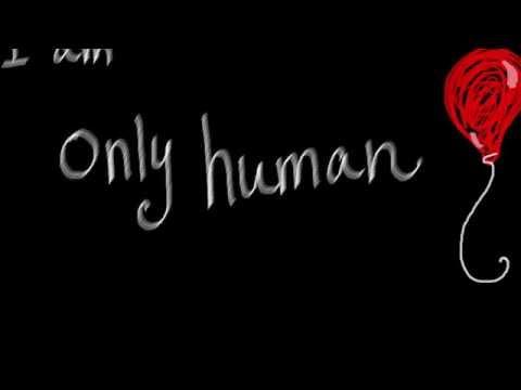 Only human todd burns текст песни песня перевод