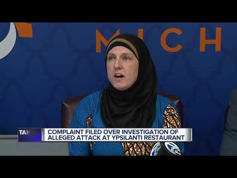 Council on American-Islamic Relations filed complaint over handling of alleged restaurant assault