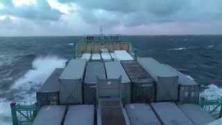 Frachtschiffreise mit MS