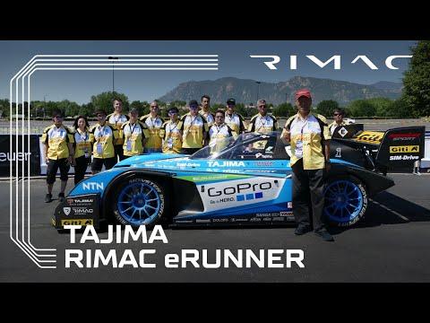 Full Inside Story on Tajima Rimac eRunner