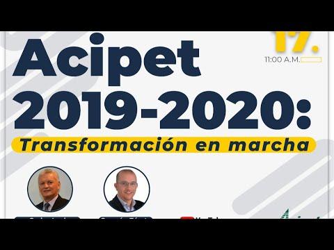 WEBINAR- ACIPET 2019-2020