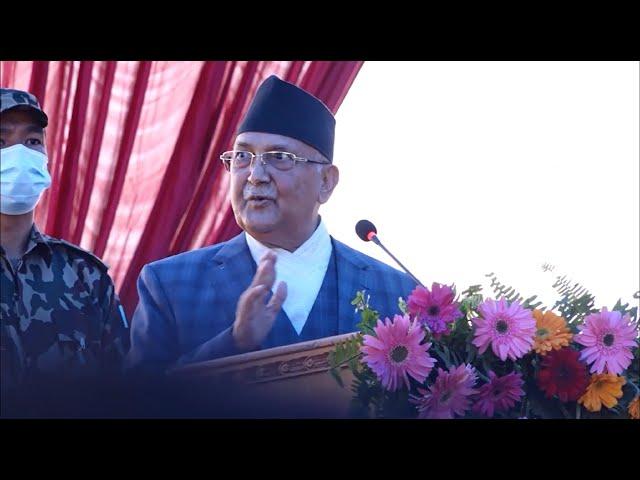 यसरी भाम थर्*काए प्रधानमन्त्रीओलीले माधव नेपाल,झलनाथ र प्रचण्डलाई  #ournewscrew #Baluwatar #PM_Oli