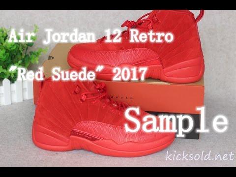 low cost 3a0ee 37c28 First Look:2017 Air Jordan 12 Retro