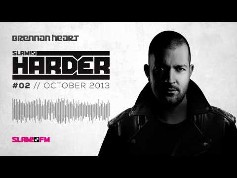 SLAM!Harder - Brennan Heart - #02 (October 2013)