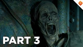 Man of Medan (THE DARK PICTURES) Walkthrough Gameplay Part 3 - No Commentary