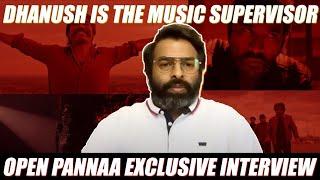 Dhanush dhan JT oda Music Supervisor- Santhosh Narayanan | Jagame Thandhiram | Open Pannaa