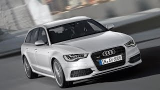 Audi A6 C7 2011 универсал