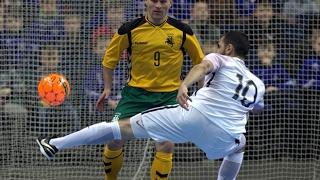 Futsal, Euro 2018 : Tour préliminaire, tous les buts