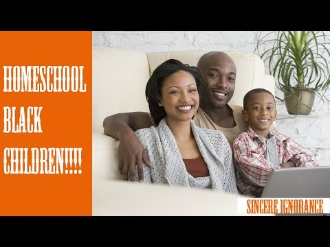 Black Parents Are Home Schooling Their Children