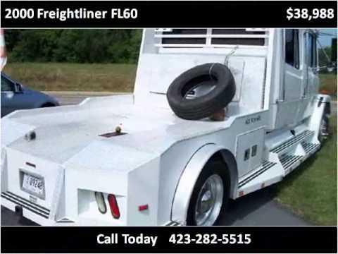 2000 freightliner fl60 used cars johnson city tn youtube. Black Bedroom Furniture Sets. Home Design Ideas