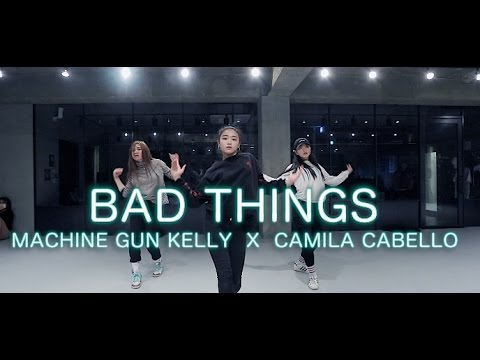 Free Download Bad Things - Machine Gun Kelly X Camila Cabello / Yoojung Lee Choreography Mp3 dan Mp4