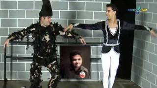 Pânico na TV - 03/07/2011 - Dramaturgia Pânico: Cisne Negro