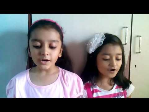 THE JUNGLE BOOK SONG BY RIYA PRIYA  jungle jungle baat chali hai...
