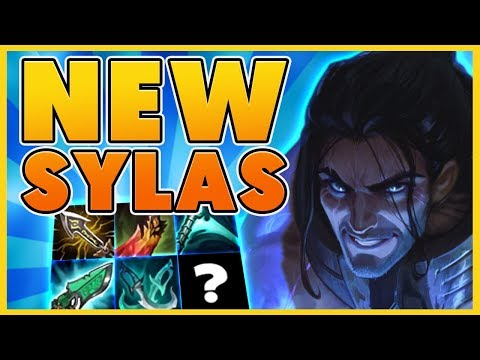 *SYLAS REWORK* AD IS BETTER NOW (NEW META) -  BunnyFuFuu