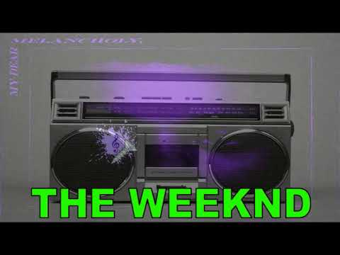 (Cover)The Weeknd - I Was Never There [Slow Old Cassette Remix] By Dj Slowjah