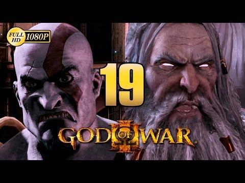 God of War 3 Final Boss Zeus vs Kratos Walkthrough Parte 19 Español Gameplay HD 1080p