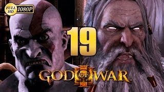 God of War 3 Final Boss Zeus vs Kratos Walkthrough Parte 19 Español Gameplay HD 1080p